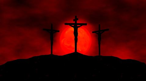 Christ died for our transgressions