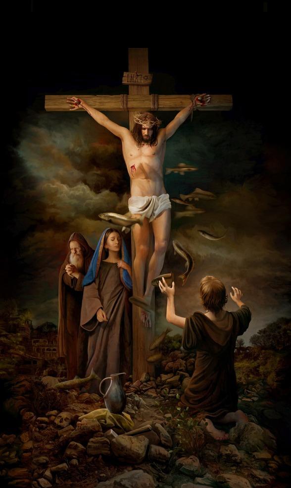 cross Mary