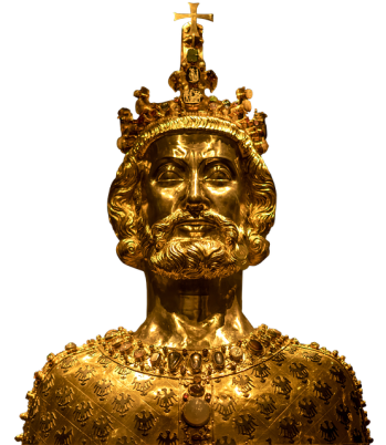 gold statue 2