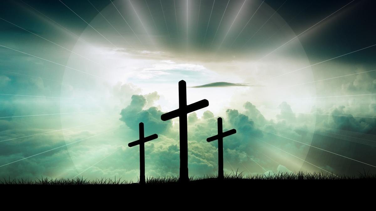 Jesus in Glory