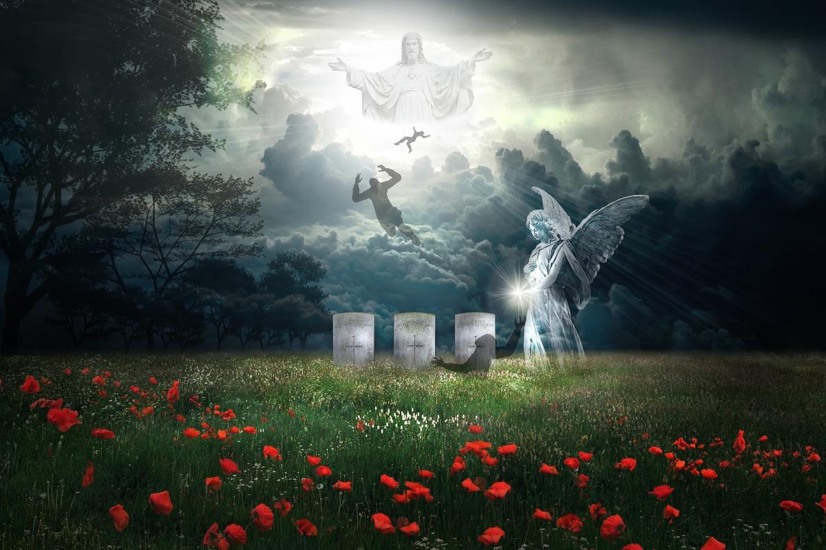 I AM's…The Resurrection